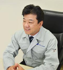 代表取締役 平田隆幸